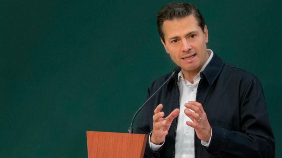 Coparmex pide a EPN pacificar México