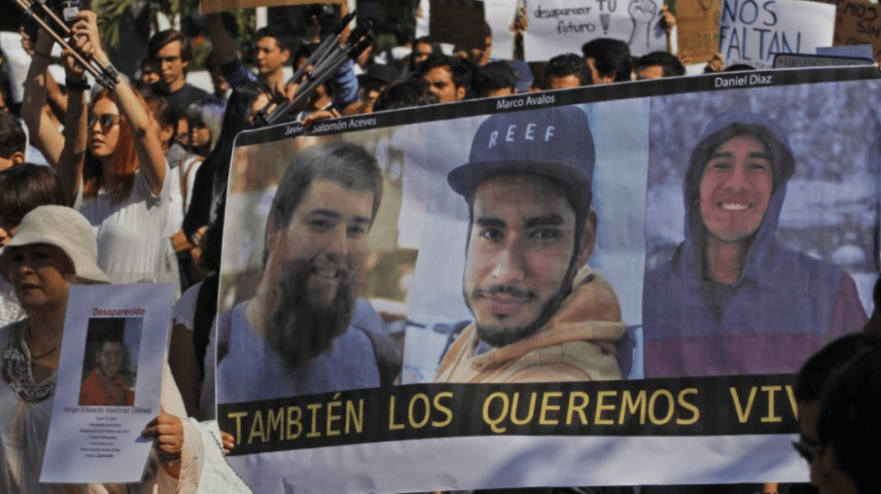 """Detienen al """"pozolero mayor"""", implicado en muerte de estudiantes de cine"""