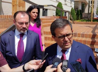 """México reporta """"muchos avances"""" en renegociación del TLCAN"""