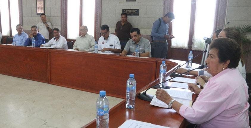 Aprueba comité municipal de Catastro  no incrementar tabla de valores para el 2019