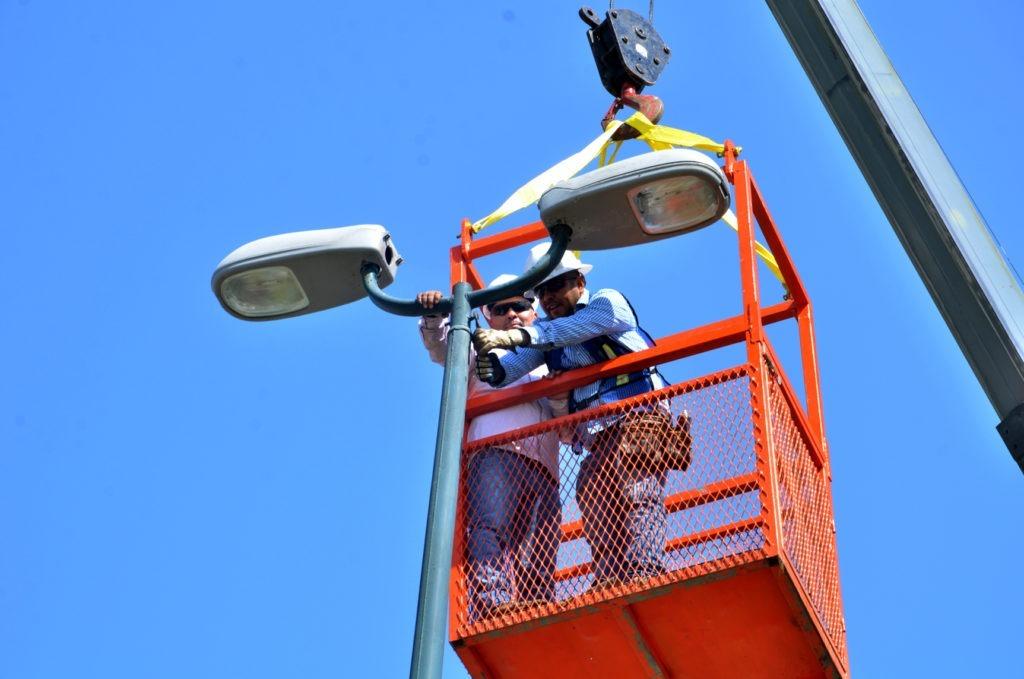Destina Gobierno de Altamira más de 34 MDP en electrificación y alumbrado público