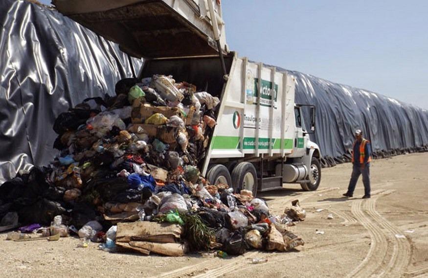 Ineficiente servicio de recolección de basura en 20 colonias de Ciudad Victoria