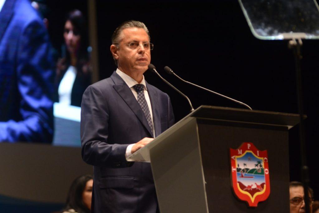 Haremos de Tampico un Motor Económico: Jesús Nader