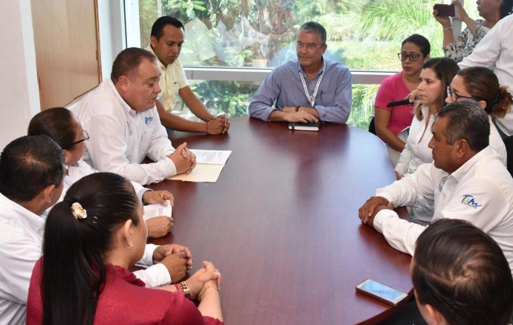Inicia proceso entrega-recepción en Altamira