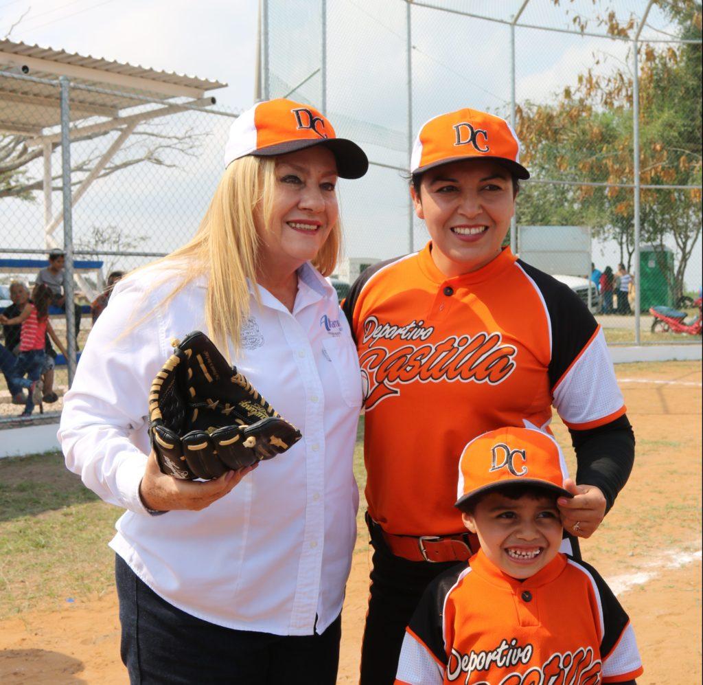 Fortalece Gobierno de Altamira acciones de integración familiar y comunitaria