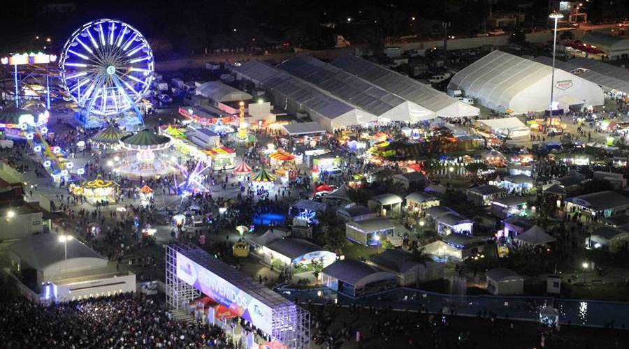 Rechazan privatizar o entregar a la IP la Feria Estatal Tamaulipas