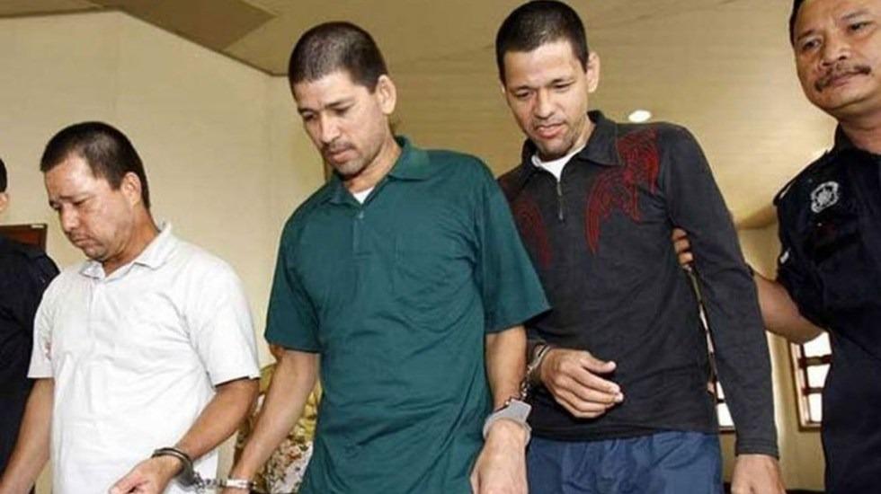 Conmutan pena de muerte a tres mexicanos en Malasia