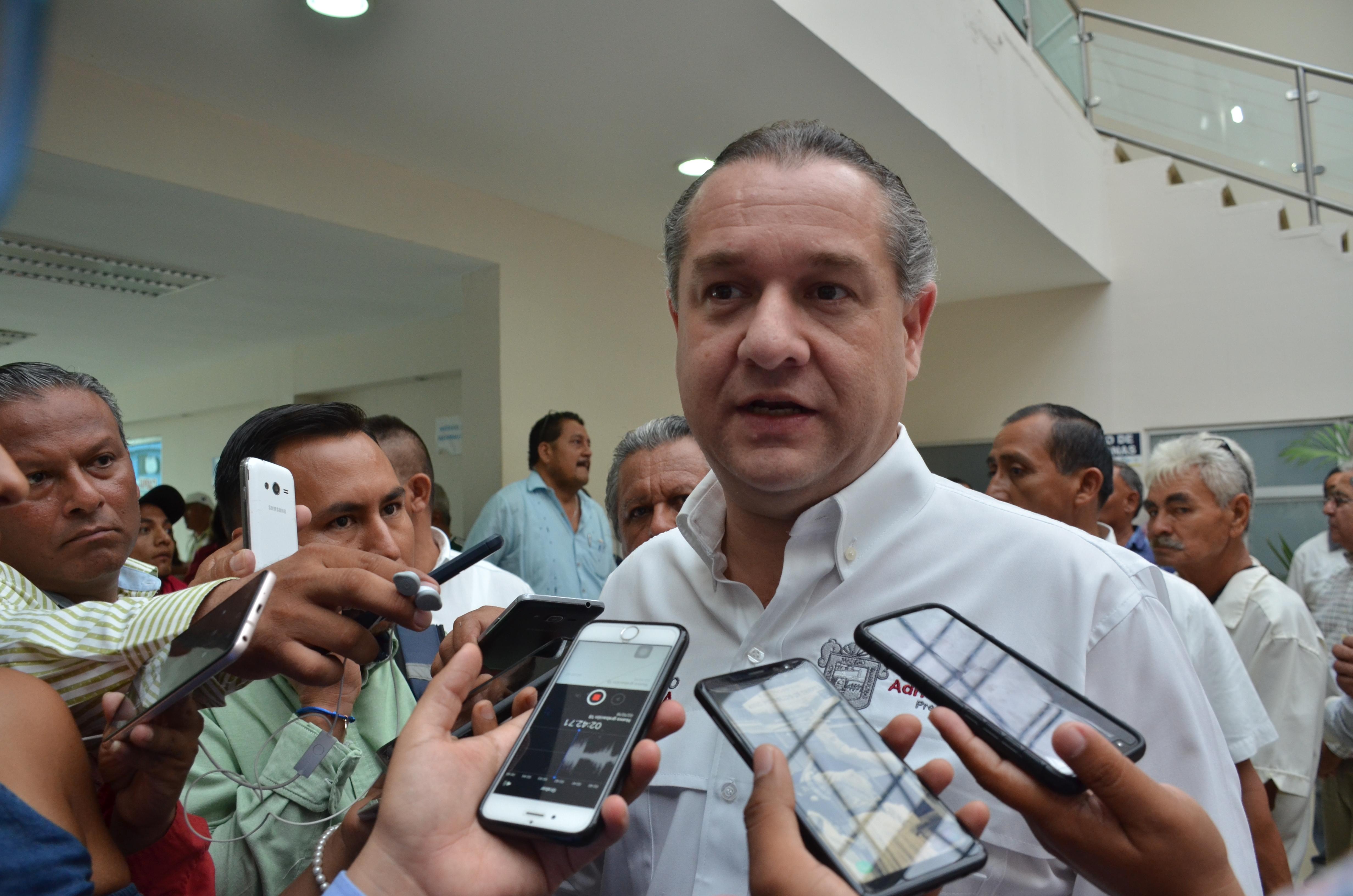 Será sede plaza Isauro Alfaro de oficinas municipales