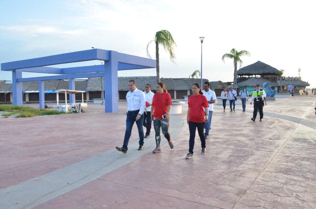 A Consulta Pública estrategias para Madero: Oseguera