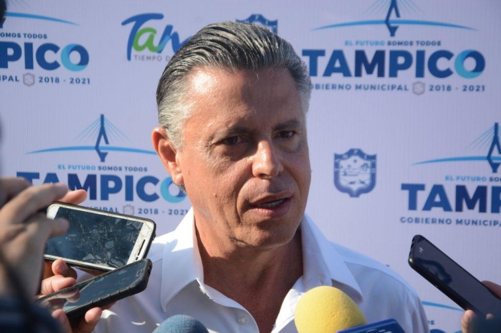 Tampico necesita de todos: Chucho Nader