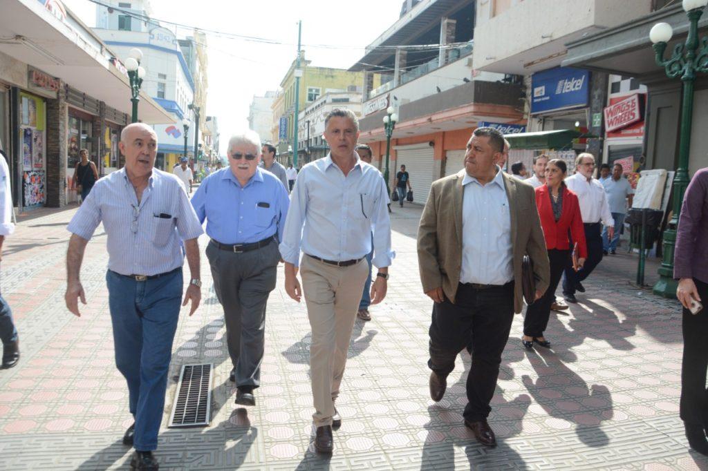 Fortalece Chucho Nader sinergia  con los empresarios porteños