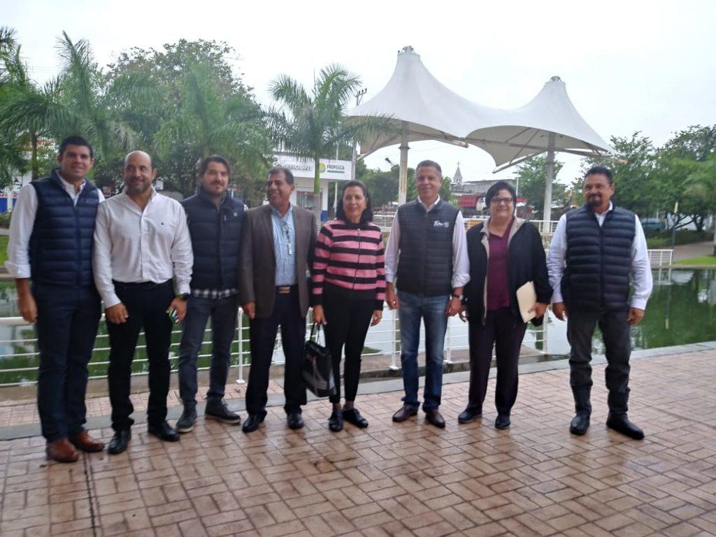 Inicia Chucho Nader respaldo sin precedentes al Canal de la Cortadura
