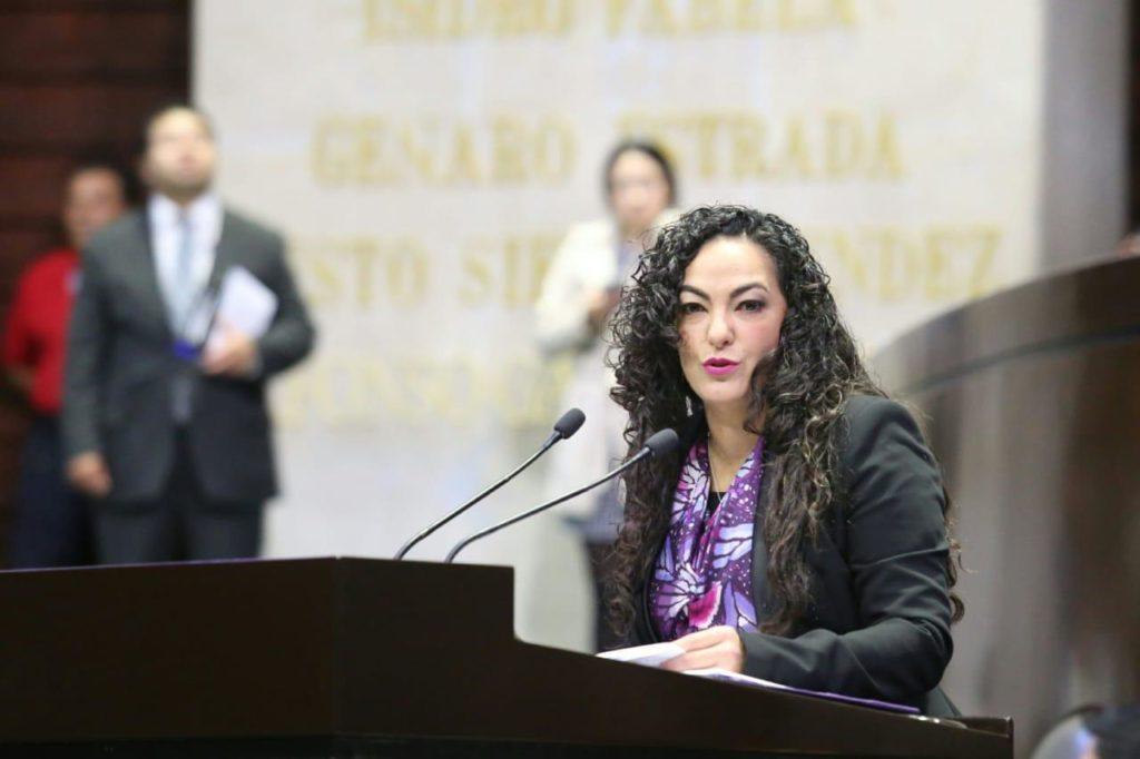 Destaca Olga Sosa lucha de mujeres por la igualdad