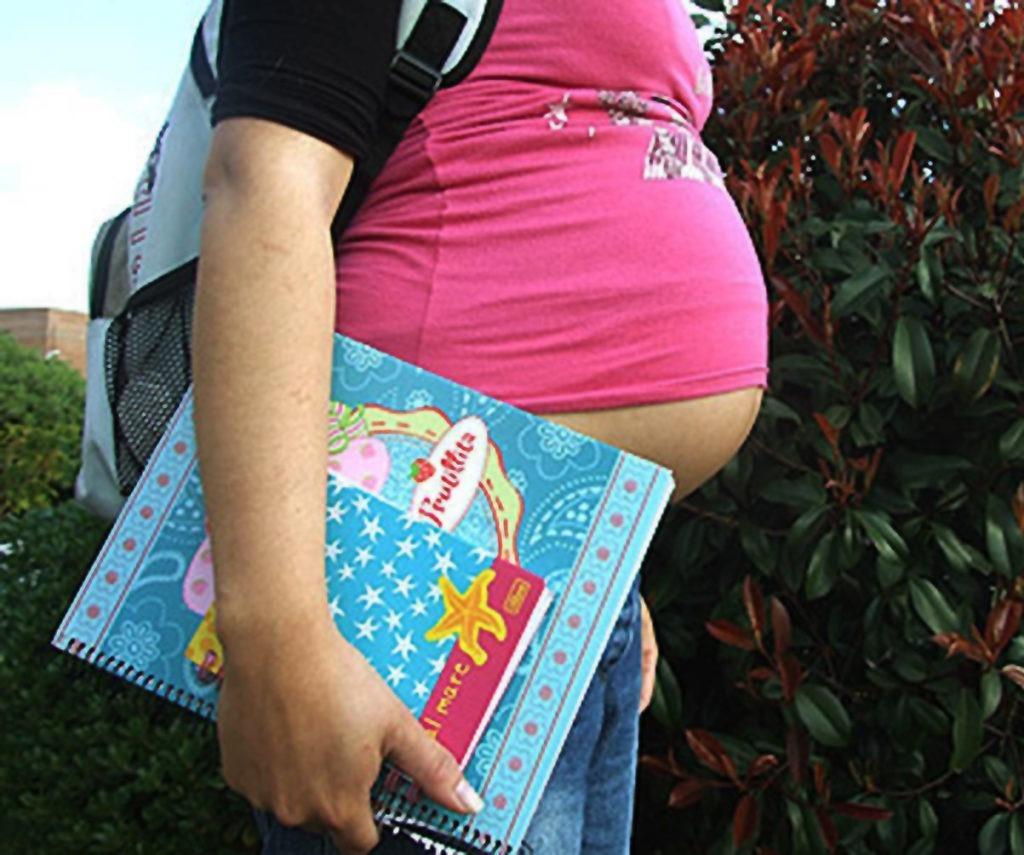 Detecta Salud seis niñas embarazadas