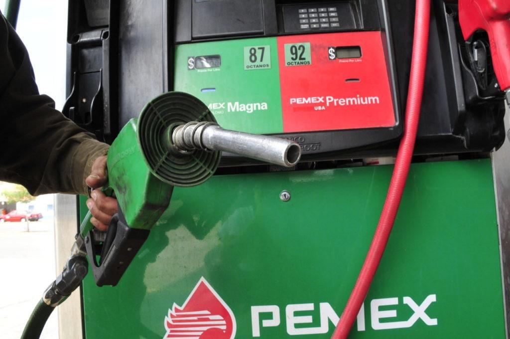 La gasolina ya cuesta 19 pesos en Tampico