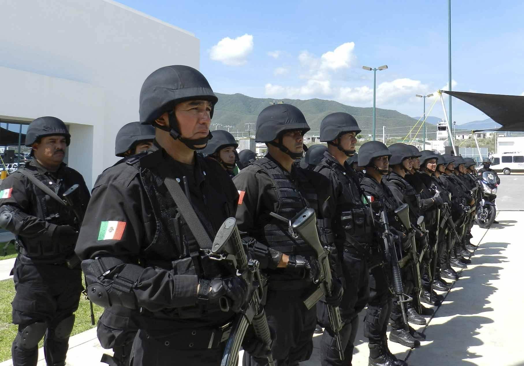 Vienen 60 policías estatales a Tampico