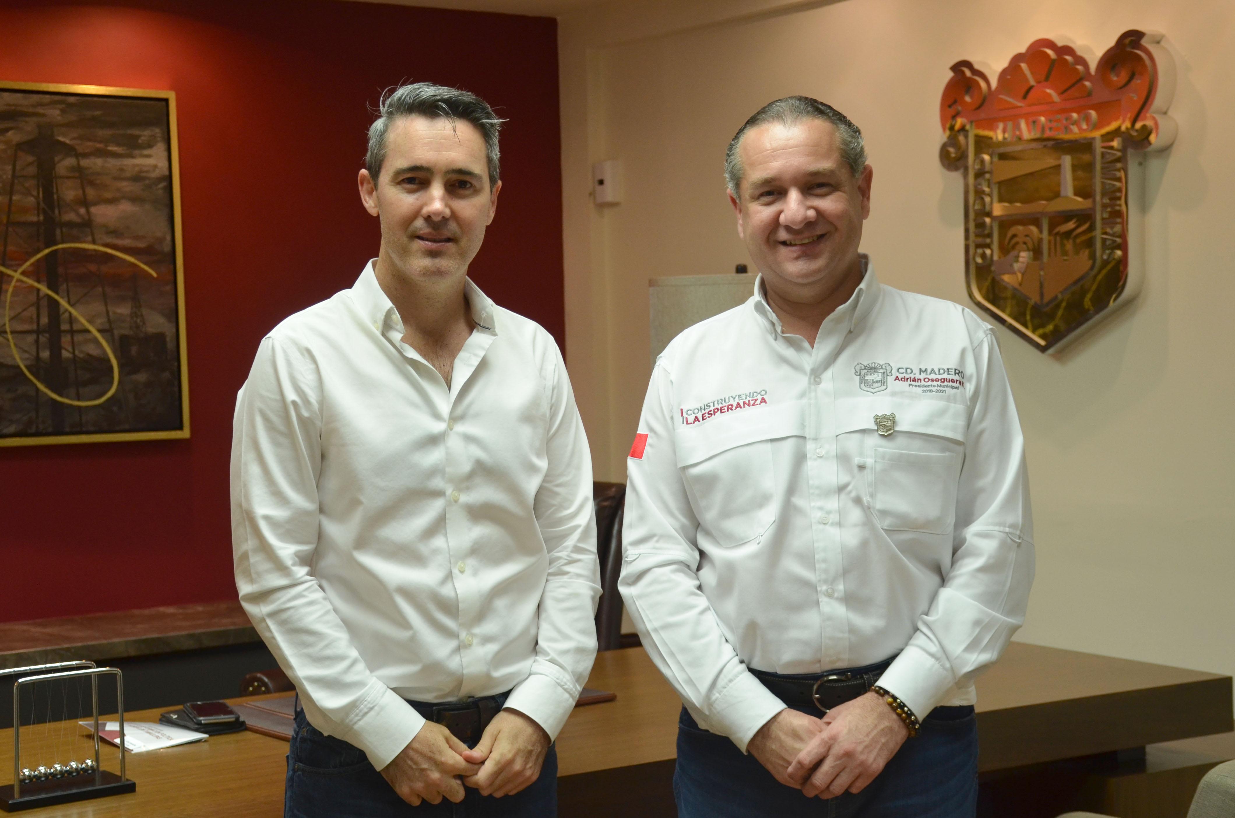 Pactan acuerdos Oseguera y JR Gómez Leal