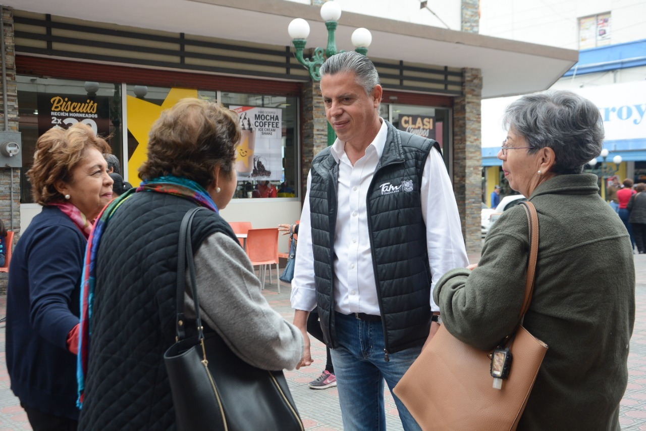 Se Recupera la Confianza Ciudadana en Tampico