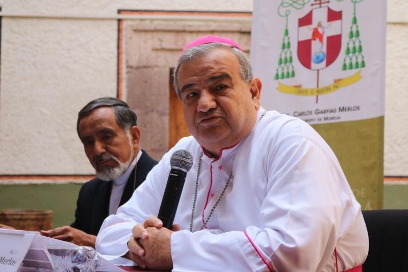 Iglesia está dispuesta a colaborar con AMLO