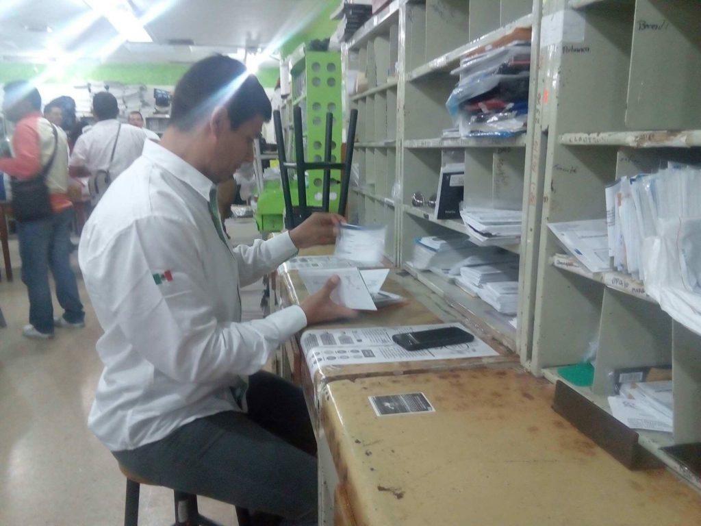 Aumenta 80% servicio de paquete en correos de México