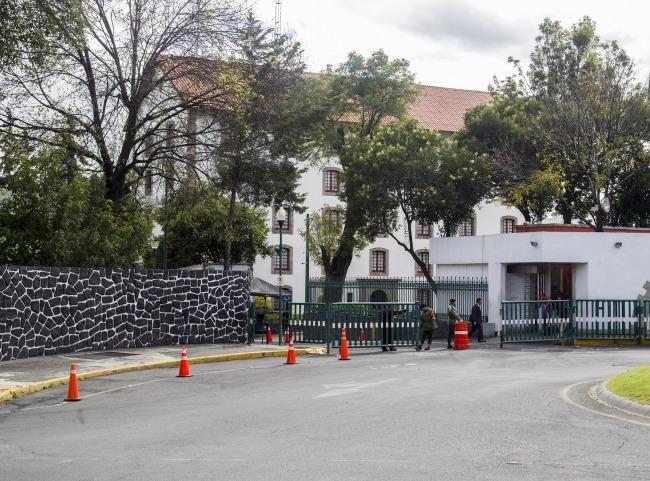 Cierra una etapa en la residencia oficial de Los Pinos