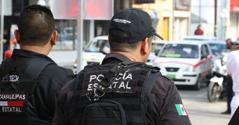 Tamaulipas requiere de 8 mil policías: SSPE