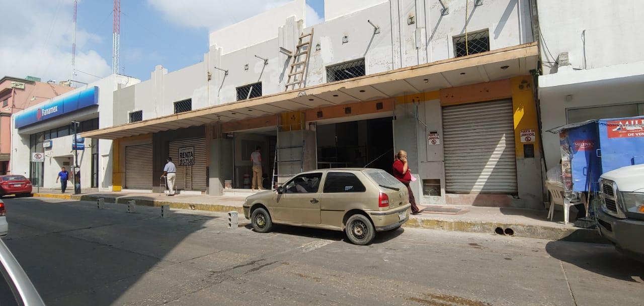 Altas rentas quiebran negocios en Tampico
