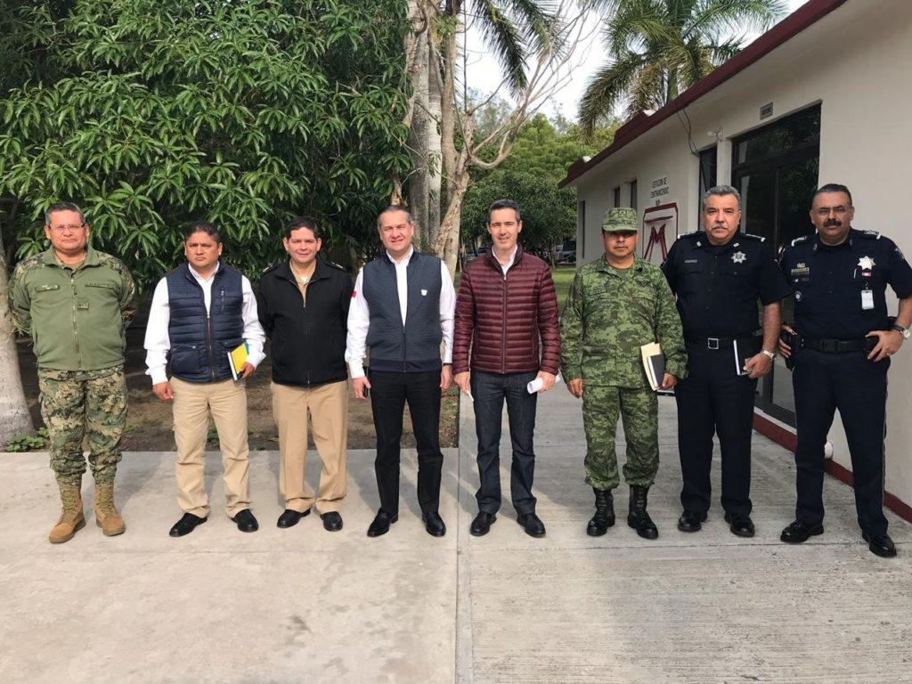Realizan en Madero Reunión Estatal de Seguridad