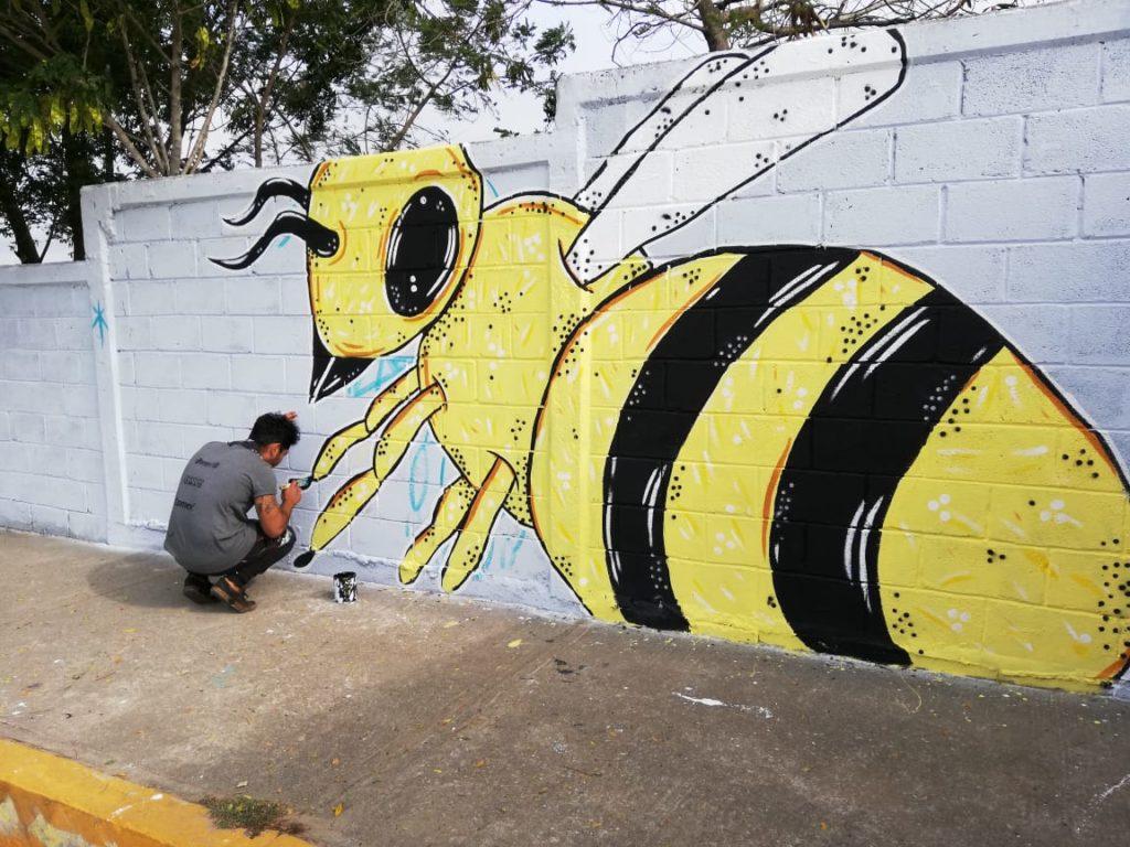Ciudad Mural Altamira, cambia el rostro a comunidades rurales