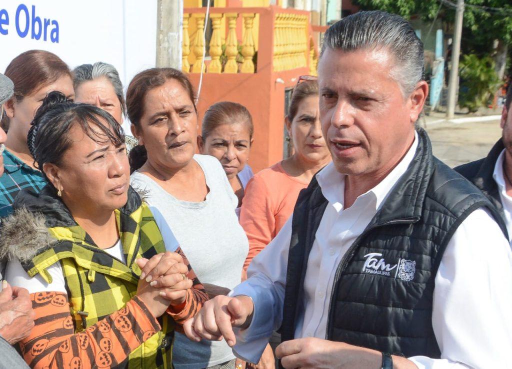 Fortalecerá Chucho Nader los Programas de Limpieza en Tampico
