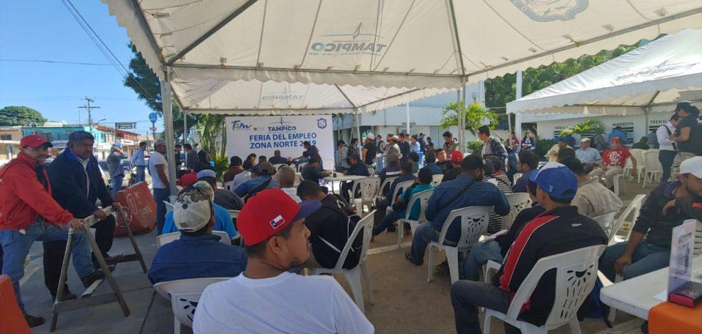 Ofertarán 700 vacantes Segunda Feria del Empleo 2019 en Tamaulipas
