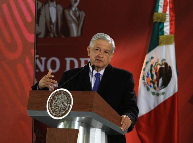Plan contra robo de combustible fortaleció el peso, asegura López Obrador