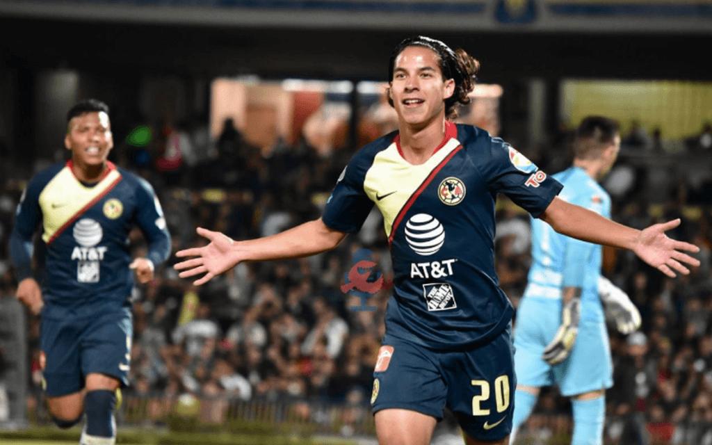 Diego Lainez acepta reto de jugar en el Betis