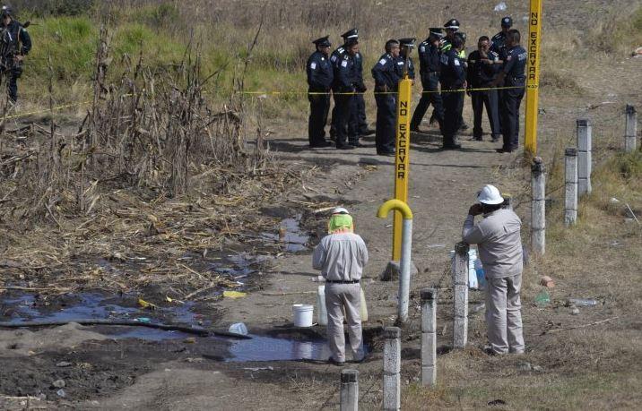 Tamaulipas, en ranking de Estados que ordeñan ductos