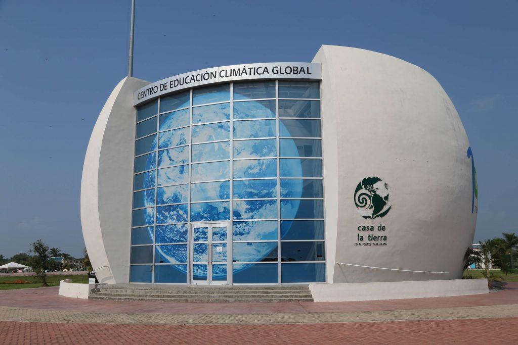 Casa de la Tierra, promueve el cuidado al Medio Ambiente