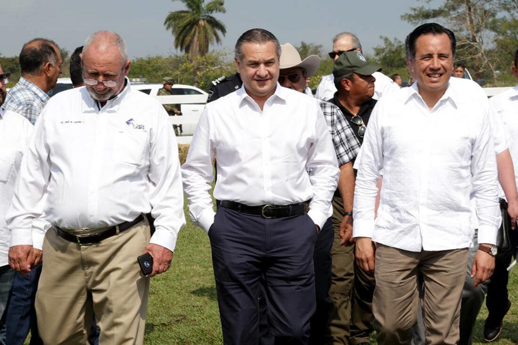 Participa Madero en reunión de seguridad en Veracruz