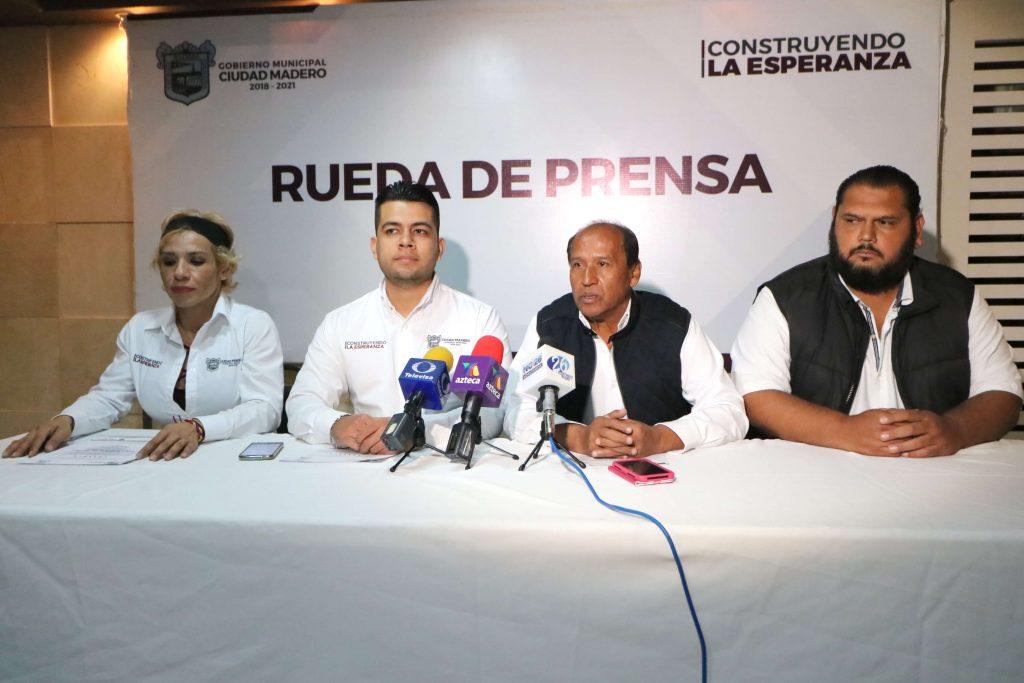 Convocan al Premio Municipal del Deporte Madero 2018