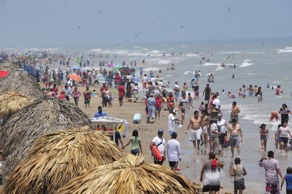 Estiman 1000 MDP por vacaciones en Tamaulipas