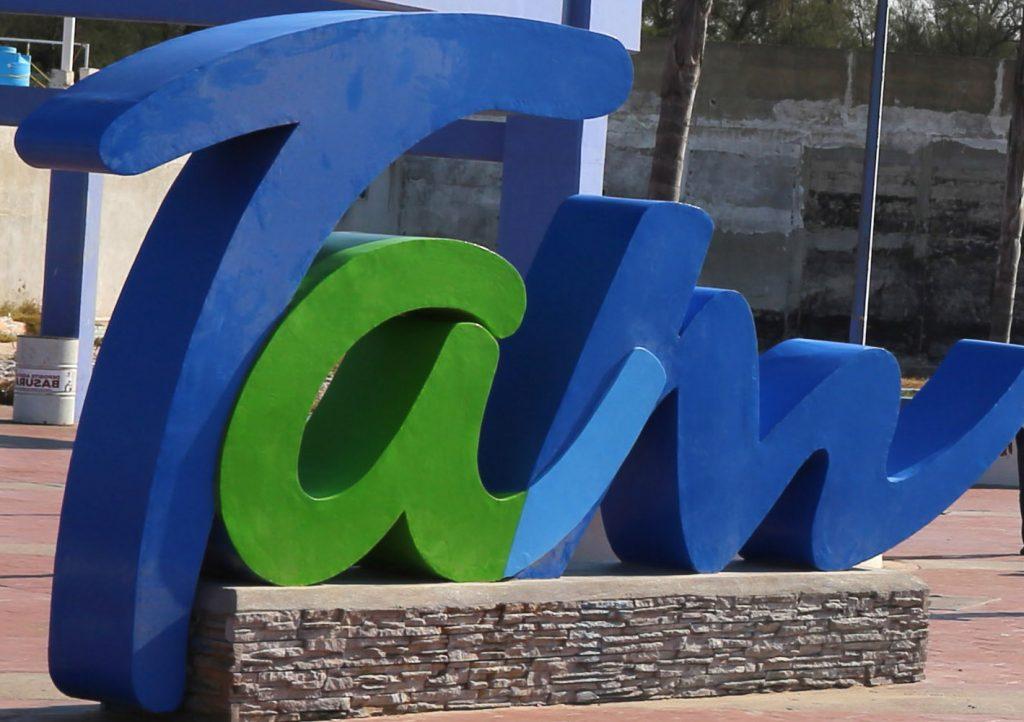 """En Madero las estructuras """"TAM"""" están siendo restauradas"""