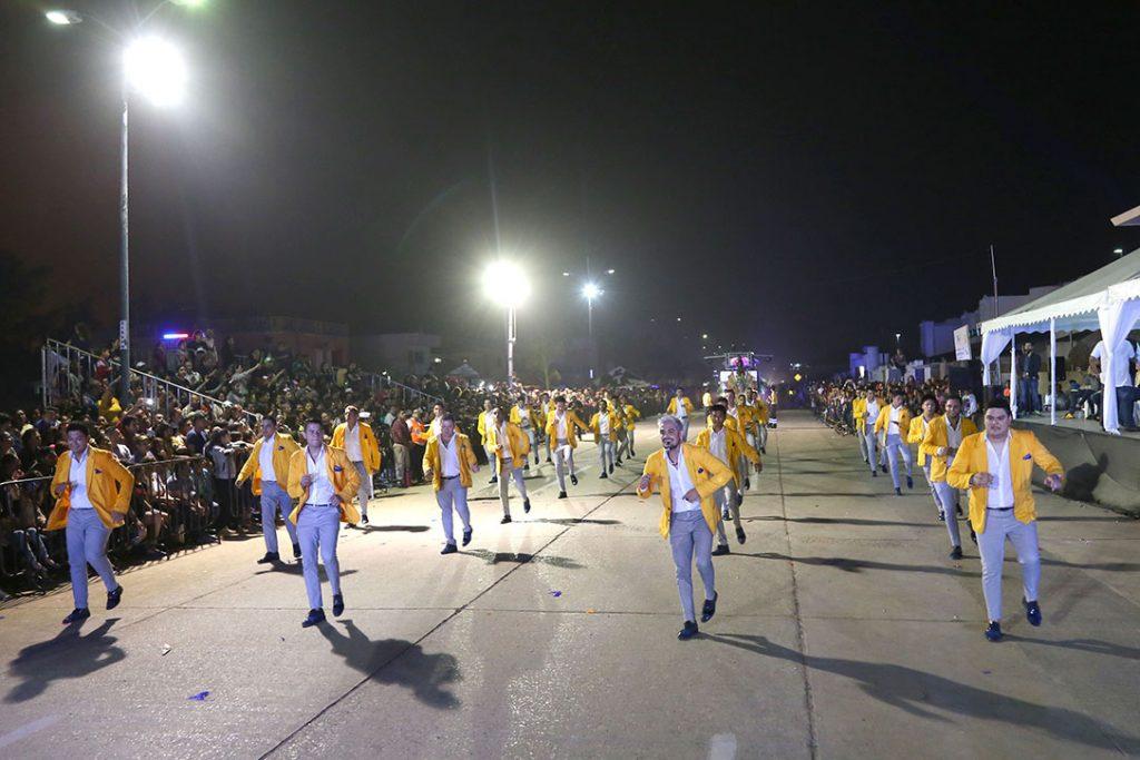 Ola de Carnaval invade Miramar