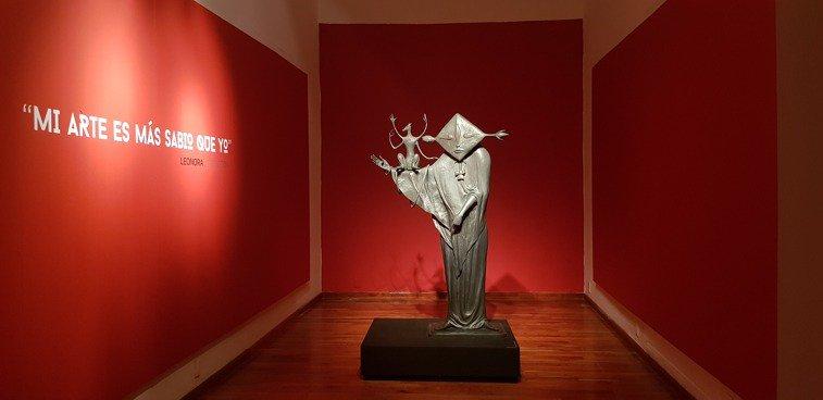 Cuartel del Arte en Pachuca reabre con exposición de Leonora Carrington