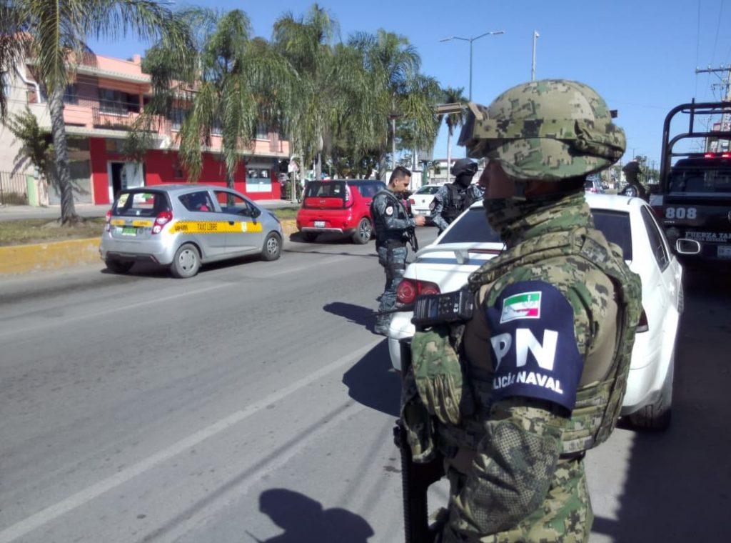 Madero incluido dentro de la estrategia de la Guardia Nacional