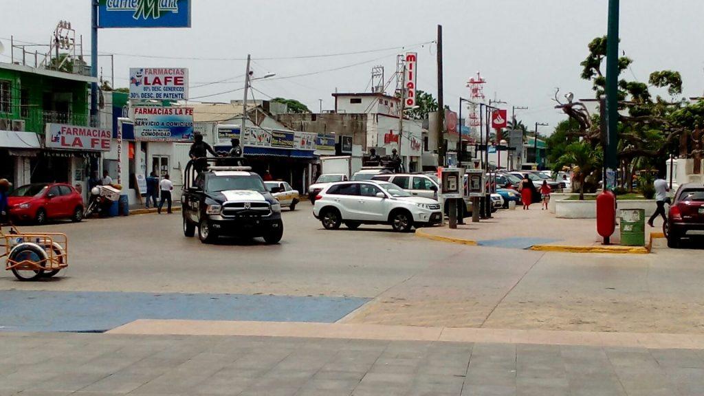 Se queja CANACO de operación grúa en Altamira