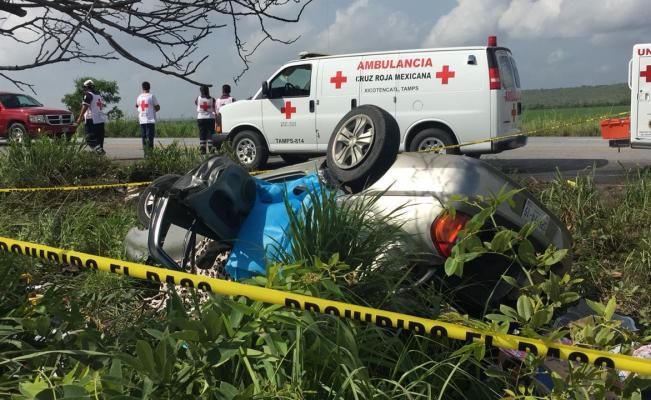 Conductores alcoholizados siguen a la cabeza de accidentes en Altamira