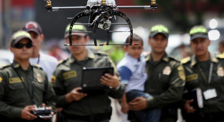 Drones vigilarán carreteras de Tamaulipas