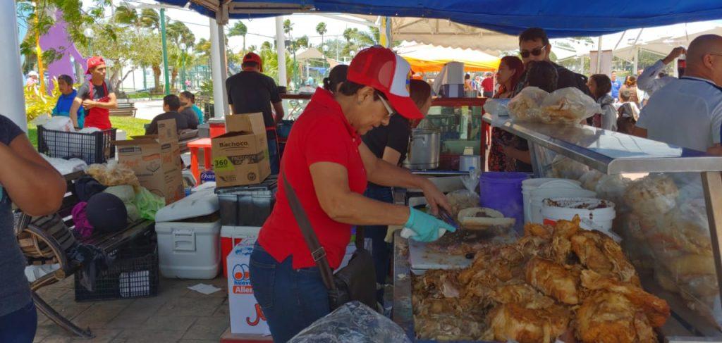 Un éxito el tercer festival de la Torta de la Barda en Tampico