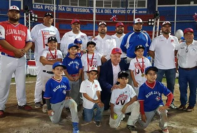 Promueve Hector Garza González al deporte en TAMAULIPAS