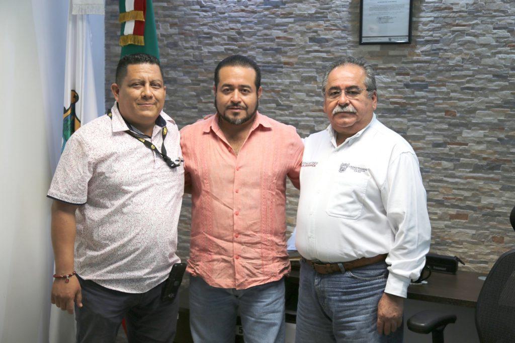 Nuevo director de PC en Madero