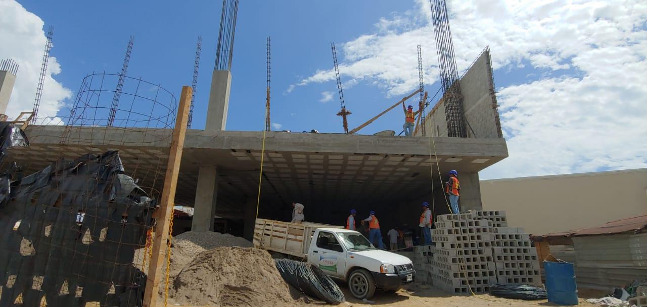 Constructoras por 400 mdp en obras