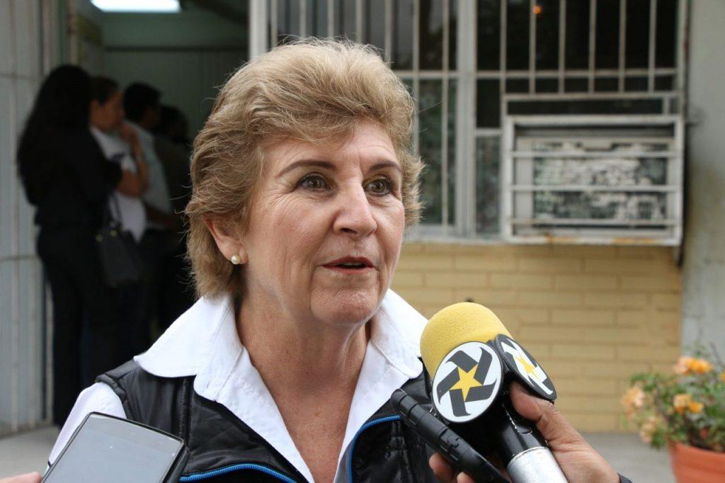 Renuncia Alejandrina López al gobierno de Tampico